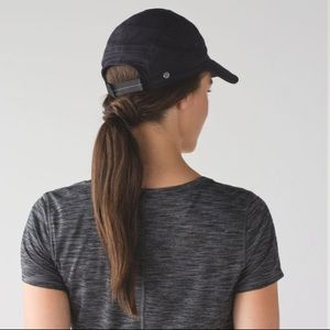 Lululemon Race To Place Run Hat 2.0 Black
